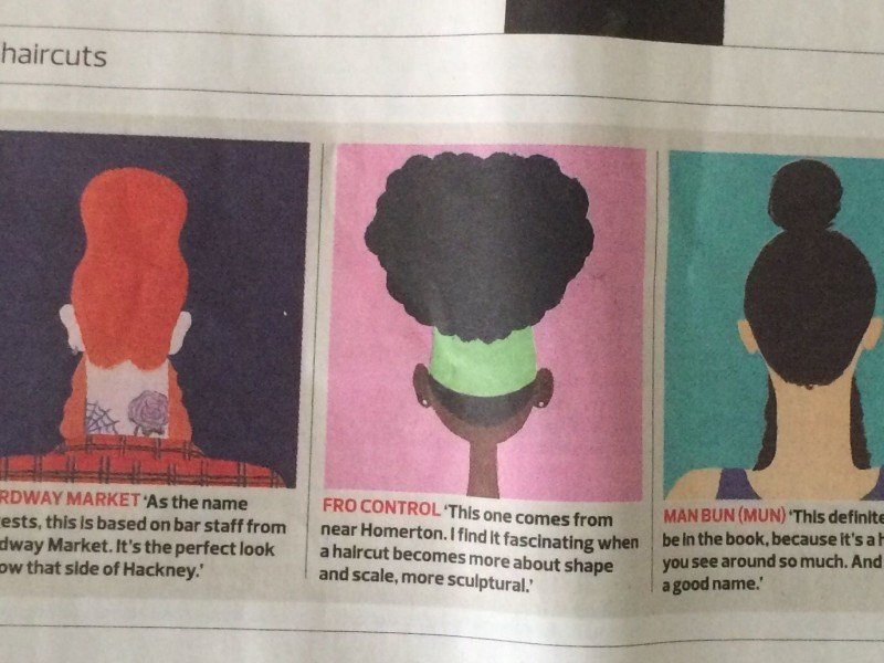 Haircuts Of Hackney In The Observers New Review Smith And Baxter